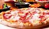 Pizza naar keuze