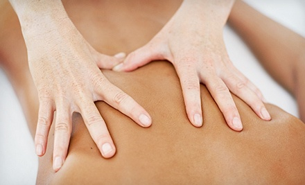 $45 for a 60-Minute Swedish Massage at Rebound Massage Therapy and Sports Wellness (Up to $75 Value)