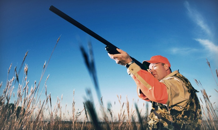 Rio Brazos Hunting Preserve - Fulshear-Simonton: Clay-Shooting Package with Instruction, Ammo, and Targets for Two or Four at Rio Brazos Hunting Preserve (Up to 75% Off)