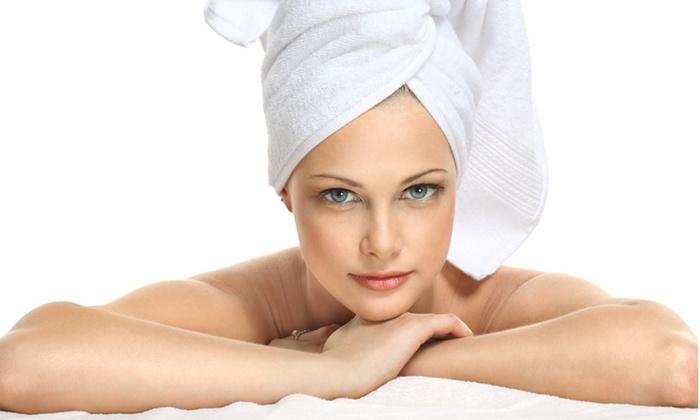 Sofia Waxing & Facials - Inside Oo Lala Hair Design: One or Three Anti-Aging Facial Packages at Sofia Waxing & Facials (63% Off)