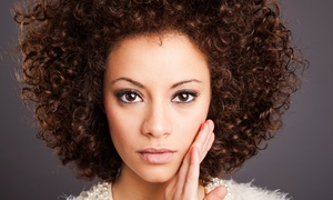 Unique Hair Salon: Consultation and Wash with Afro-Curl, Two-Strand Twist, or Perm-Rod Set Service at Unique Hair Salon (Up to 73% Off)