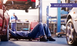 Protyre: MOT with a Wheel Alignment Check and Optional Check-Up Service at Protyre (36 Locations, Nationwide)