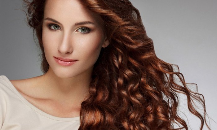 Mode Coiffeur International - Kenner: Haircut and Style with Optional Choice of Highlights at Mode Coiffeur International (Up to 55% Off)