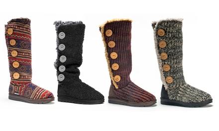 Muk Luks Women's Malena Mid-Calf Boots