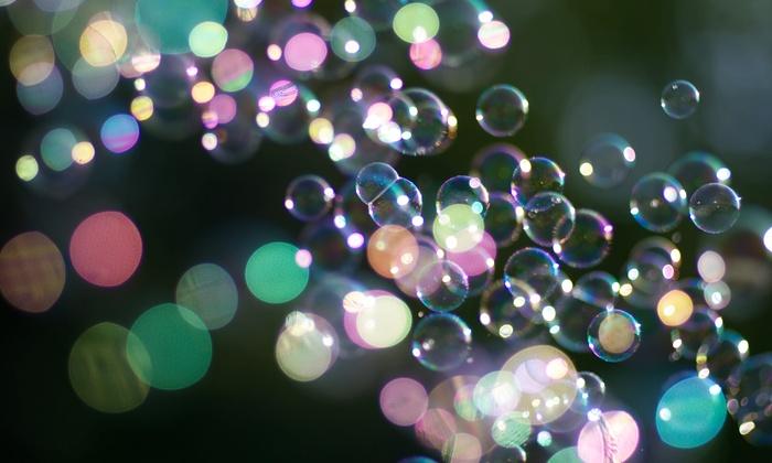 Event ME- Bubble Me 5k - Burnham Park Grove 7: $35 for Entry to the Bubble Me 5K on August 28 ($60 Value)
