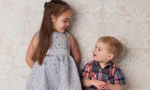 Caroline Anne Photography: Family Photoshoot With Six Prints for £14 at Caroline Anne Photography (86% Off)