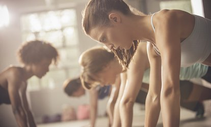 image for 10 or 20 Group Fitness Classes at Shape Me Group Fitness (Up to 69% Off)