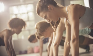 superFIT Personal Training and Group Fitness: Boot-Camp Packages at superFIT Personal Training and Group Fitness (Up to 65% Off). Three Options Available.