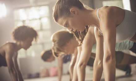 Three or Five Weeks of Unlimited Boot-Camp Classes at Fit Body Boot Camp (Up to 87% Off)