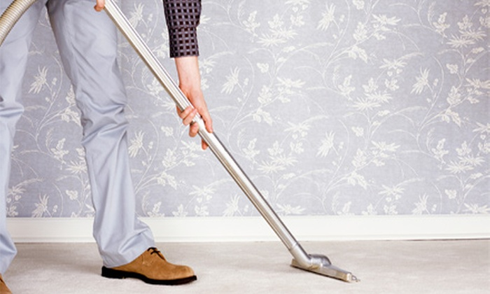 Rick's Restoration and Carpet Cleaning - Willow Creek: Carpet Cleaning for Four Rooms or a Whole House from Rick's Restoration and Carpet Cleaning (Up to 65% Off)