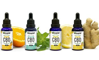 Up to 48% Off Store-Wide eGift Card from Binoid CBD