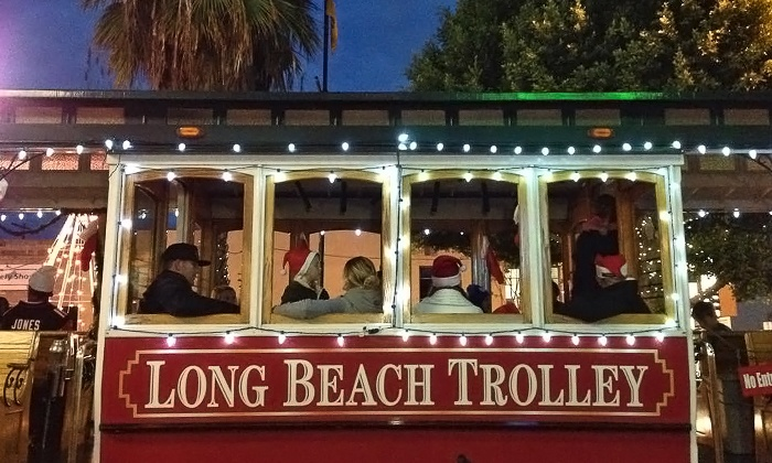 long beach trolley