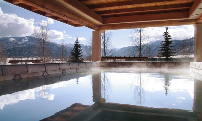 Chipeta Solar Springs Resort - Ridgway, CO: 2-, 3-, or 5-Night Stay with Optional Massage and Bike Rentals at Chipeta Solar Springs Resort in Ridgway, CO