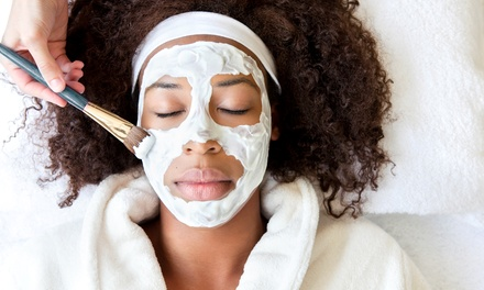 Ultrasonic Facials or Teen Facials at Peace of Mind Skin & Body Care (Up to 53% Off). Three Options Available.