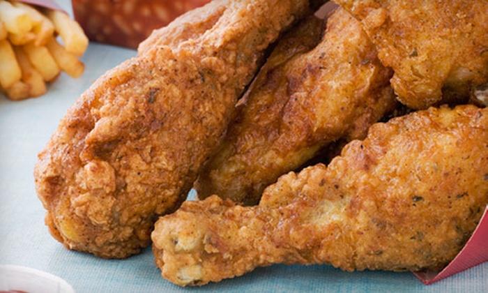 TJ's Amber Restaurant - Lakemore: American Dinner for Two or Four at TJ's Amber Restaurant (Up to 57% Off)