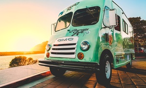 Rasta Taco: Two-Hour Mobile Margarita Bar or Truck Rental with One Mix and Bartender from Rasta Rita (Up to 61%Off)