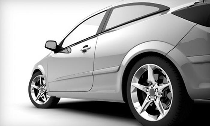 Mint Condition Auto Detail - Ogden: $79 for a Full Interior and Exterior Auto Detail at Mint Condition Auto Detail ($179 Value)