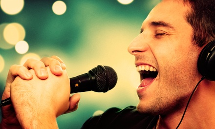 $121 for $220 Worth of Singing Lessons — Doozy Productions & Consulting