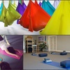 Up to 63% Off Yoga and Aerial Yoga Classes