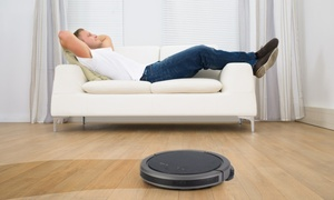 Cover All-in-One Robotic Vacuum with Optional Air Purifier at Cover All-in-One Robotic Vacuum with Optional Air Purifier, plus 6.0% Cash Back from Ebates.