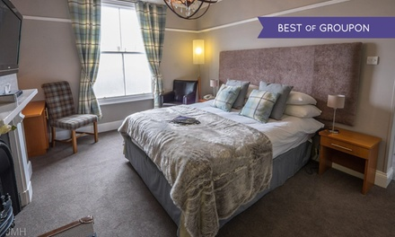 York: 1 or 2 Nights for Two with Breakfast, Hot Tub and Sauna Access, and Optional Dinner at Hedley House