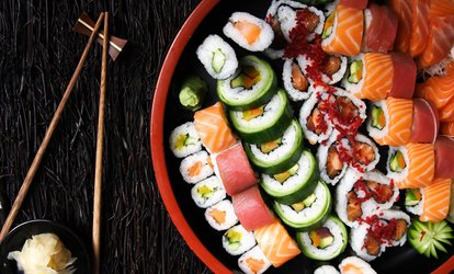 image for $12 for $20 Worth of <strong>Japanese</strong> Dinner Cuisine at Koi Sushi