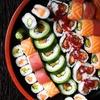 44 piezas de sushi para llevar
