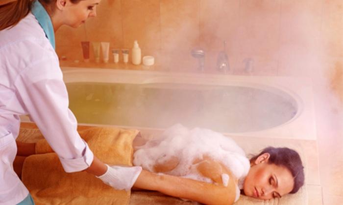 Groupon Turkish Bath