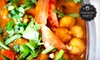 Tandoori King - Chapel Hill - Ben Davis: Indian Food for Two or Four at Tandoori King (Half Off)