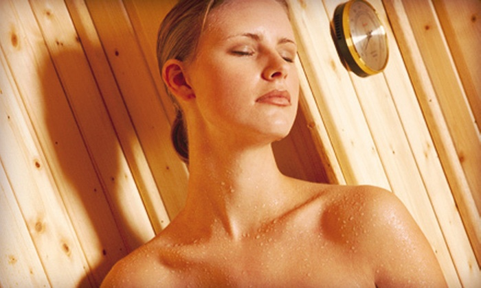 Day Dreams Massage Therapy - Rose Garden: One or Two 30-Minute Infrared-Sauna Sessions at Day Dreams Massage Therapy (Up to 58% Off)