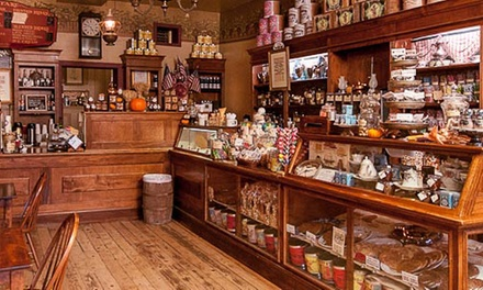Café Food for Breakfast or Lunch at Brown's Coffee House and Sweets Saloon (Up to 41% Off)