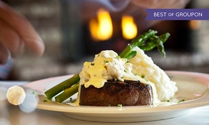 Trio Bistro: $25 for $40 Worth of Contemporary American Cuisine for Dinner, Lunch, or Sunday Brunch at Trio Bistro