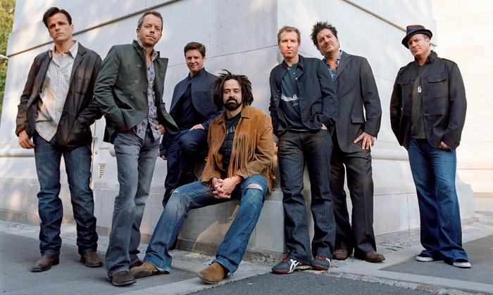 Counting Crows with special guest Toad The Wet Sprocket - Red Hat Amphitheater: Counting Crows with Special Guest Toad the Wet Sprocket at Red Hat Amphitheater on June 25 at 6:30 p.m. (Up to 50% Off)