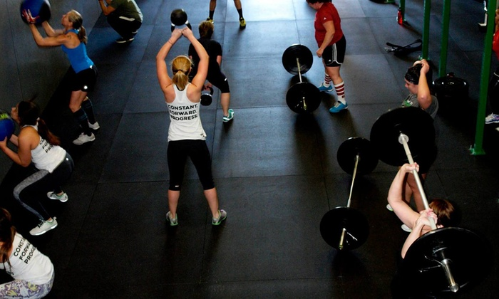 GrowStrong CrossFit - Concord: $20 for $100 Worth of CrossFit — GrowStrong CrossFit