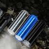 6-Pack of Aluminum LED Flashlights with Batteries