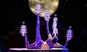 Golden Dragon Acrobats: Golden Dragon Acrobats at Count Basie Theatre on September 27 (Up to 49% Off)