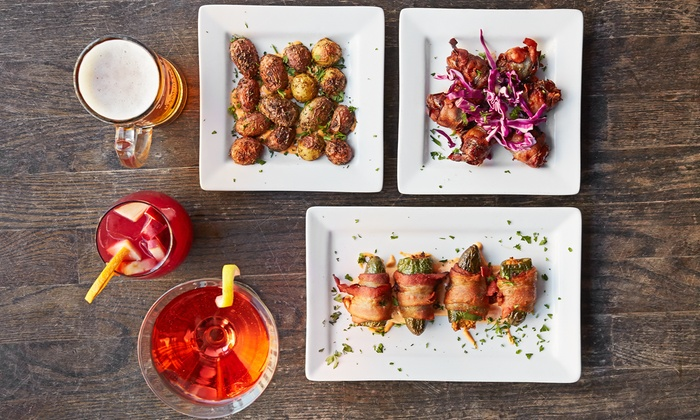 Taste of Spain Tallahassee - Tallahassee:  $36 for Three Tapas, Six Principal Dishes, and Two Desserts at Taste of Spain Tallahassee ($76 value)
