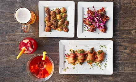 $36 for Three Tapas, Six Principal Dishes, and Two Desserts at Taste of Spain Tallahassee ($76 value)