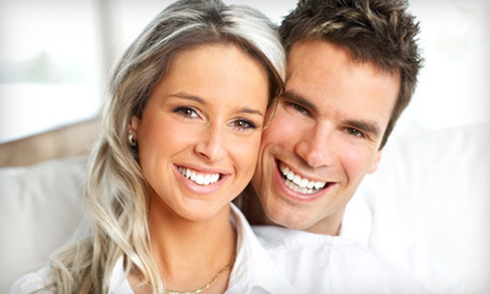 Advanced Dental Center, P.C. - Lincoln Park: Dental Exam with Take-Home or In-Office Teeth Whitening at Advanced Dental Center, P.C. in Lincoln Park (Up to 76% Off)