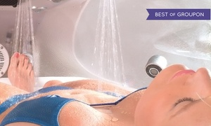 NOVA Center: One or Three Hydrofusion or Infrared Sauna Sessions at NOVA Center (Up to 61% Off)