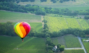 Gulichs Ballonfahrten: Wertgutschein über 100 oder 200 € anrechenbar auf eine Ballonfahrt für 1 od. 2 Personen mit Gulichs Ballonreisenab 50 €