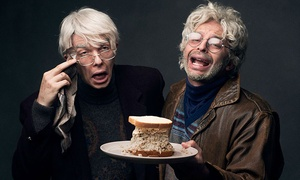 """Oh, Hello"" Starring Nick Kroll & John Mulaney: Oh, Hello Starring Nick Kroll and John Mulaney on February 15–18"