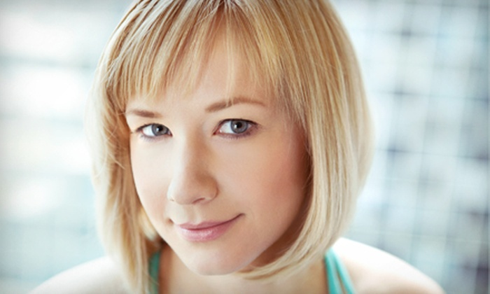 Studio LP - Tustin: Women's Cut and Style with Optional Color or Partial Highlights from Lori at Jesse Daniel Salon (Up to 60% Off)