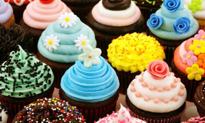 Incr-Edible Cupcakes - Old Town Temecula: $10 for $20 Worth of Cupcakes at Incr-Edible Cupcakes in Temecula
