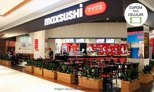 Maxsushi – Américas Shopping: Rodízio japonês para 1 ou 2 pessoas no Maxsushi – Américas Shopping