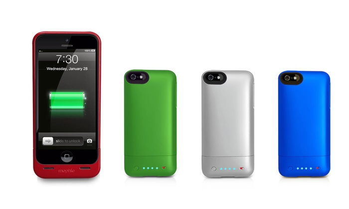 Mophie Iphone 55s Juice Pack Groupon Goods