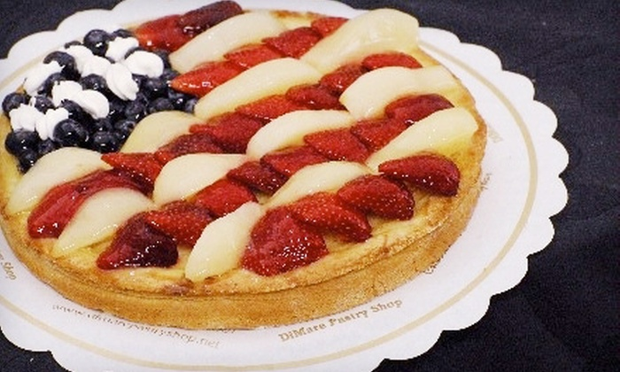 DiMare Pastry Shop - Multiple Locations: $15 for $30 Worth of Baked Goods and Desserts at DiMare Pastry Shop