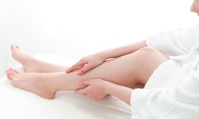Aesthetic Center of La Jolla - Aesthetic center of La Jolla: Three Laser Hair-Removal Treatments for a Small, Medium, or Large Area (Up to 88% Off)