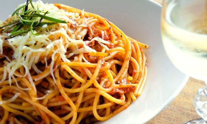 Mustazzoli Ristorante Italiano - Ontario: Italian Dinner or Lunch Cuisine for Two or More at Mustazzoli Ristorante Italiano (Up to 50% Off)