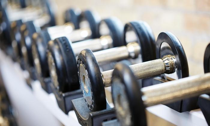 Jamestown CrossFit - Berkeley: One Month of Unlimited CrossFit Classes from Jamestown CrossFit (65% Off)